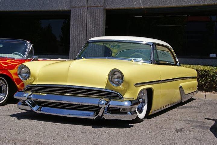 Mercury 1952 - 54 custom & mild custom - Page 2 99924510