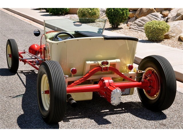 Ford T hot rod (1908 - 1927) - T rod 9_bmp10