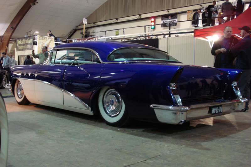 Buick 1955 - 57 custom & mild custom Cars_310