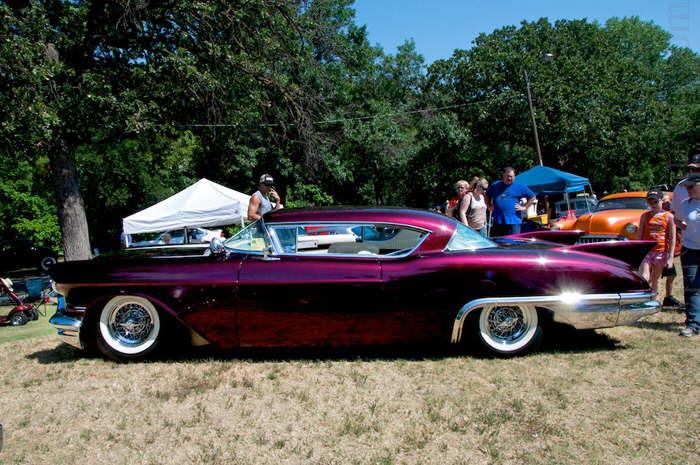 Cadillac 1957 & 1958  custom & mild custom Db_20110