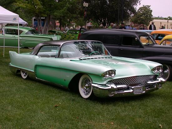Cadillac 1957 & 1958  custom & mild custom Dscn1410