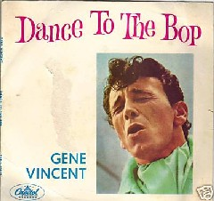 Gene Vincent records Epbebo10
