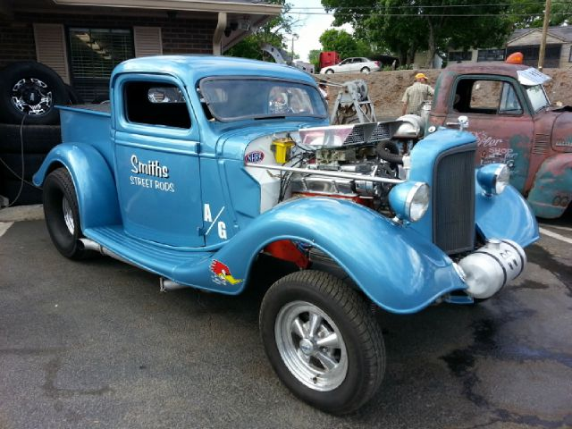 30's & 40's Ford gasser F47bed10