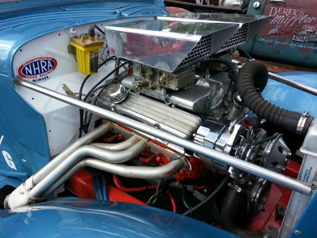 30's & 40's Ford gasser F47bed11
