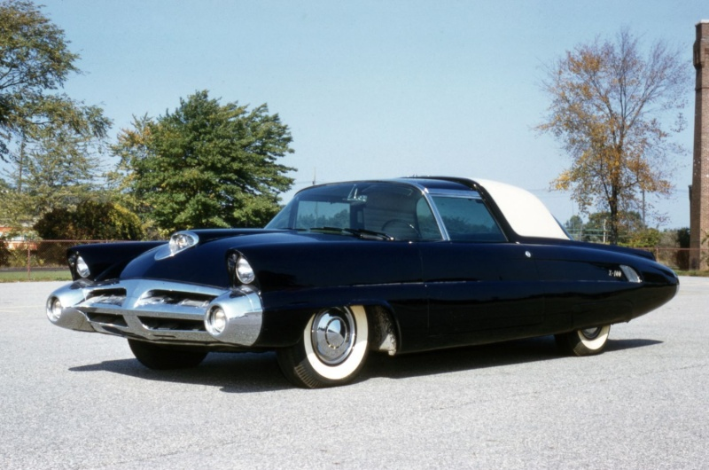 1953 Ford X-100  Ford-x10
