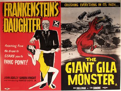 The Giant Gila Monster - Ray Kellogg - 1959 Franke10