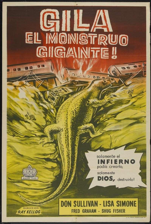 The Giant Gila Monster - Ray Kellogg - 1959 Giant_11