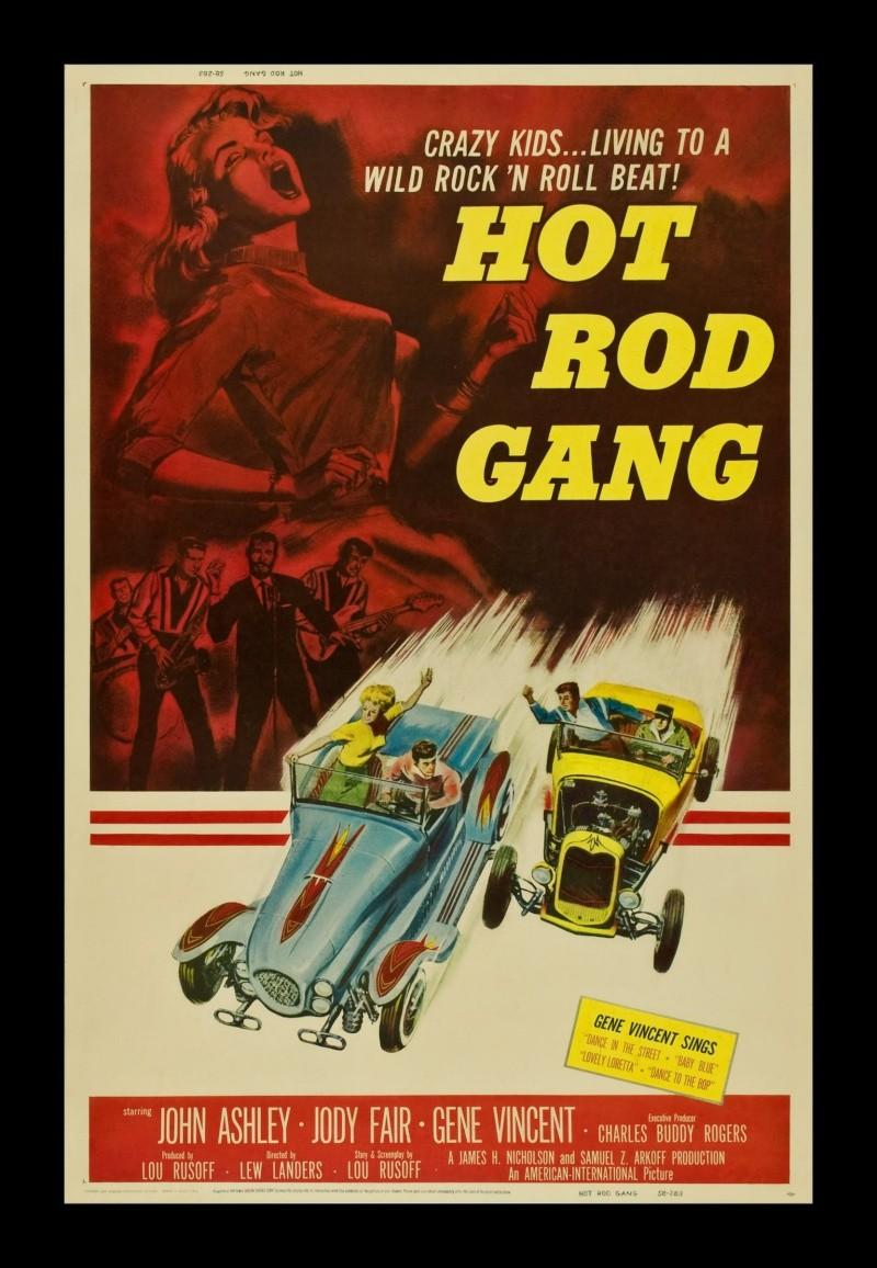 Hot Rod Gang - Lew Landers -1958 Hotrod10