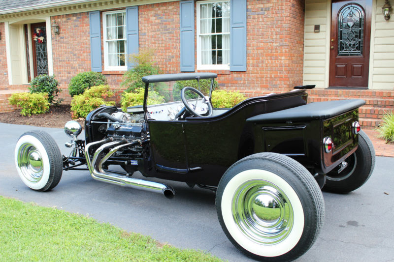 Ford T hot rod (1908 - 1927) - T rod Kgrhqj12