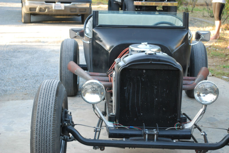 Ford T hot rod (1908 - 1927) - T rod Kgrhqn36
