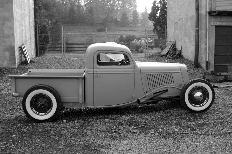 Ford 1935 - 38 hot rod Kgrhqr26