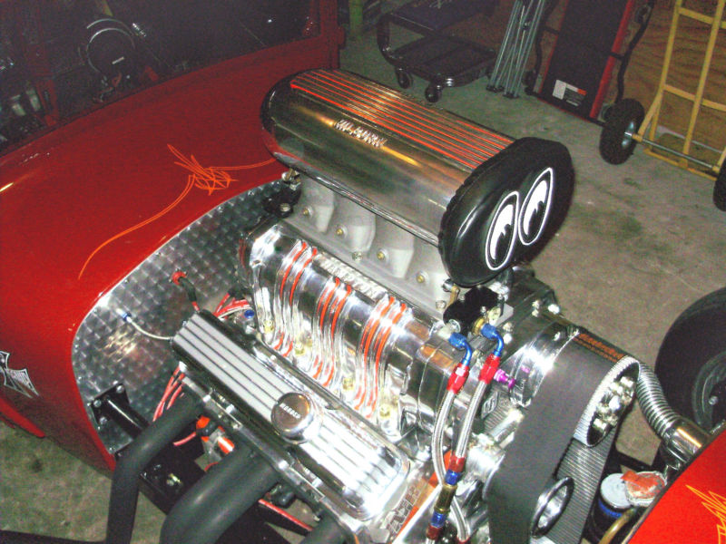 Hot rod gasser Kgrhqr34