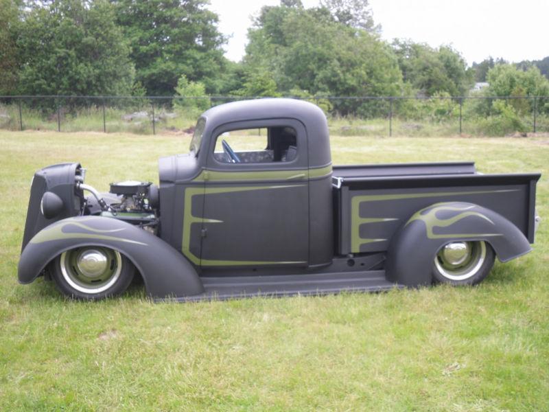 Chevrolet 1936 - 39 custom & mild custom Kgrhqr39