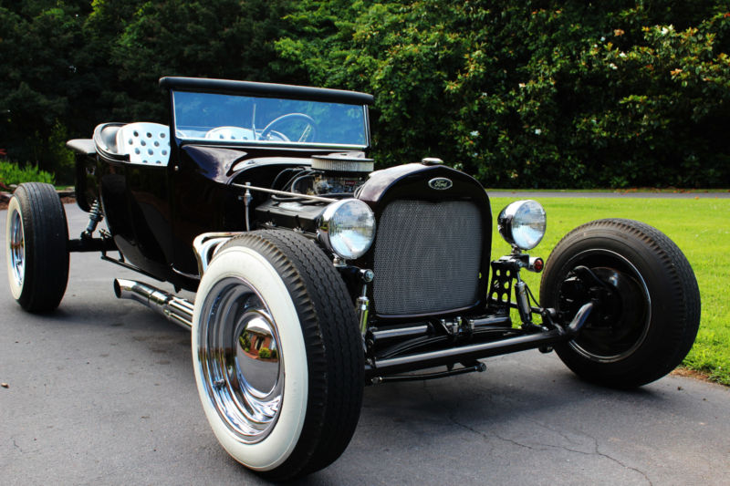 Ford T hot rod (1908 - 1927) - T rod Kgrhqu10