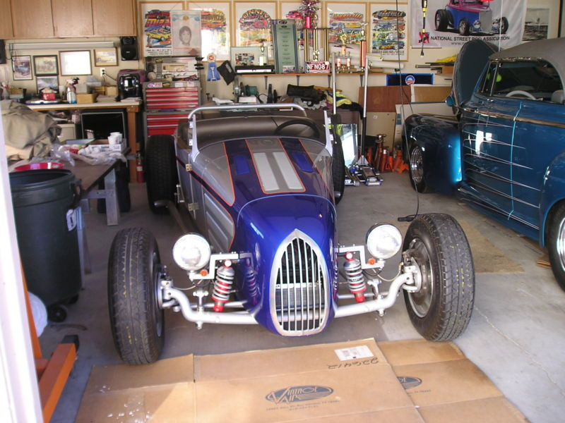 Ford T hot rod (1908 - 1927) - T rod Kgrhqz38