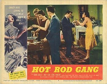 Hot Rod Gang - Lew Landers -1958 Mpw-4910