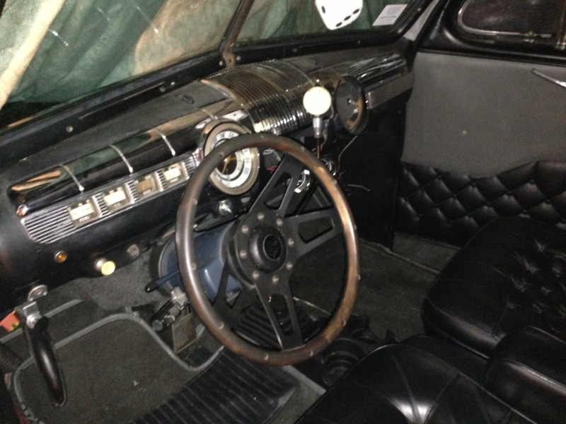 1940's hot rod Null-112