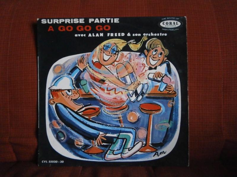 Les albums 33 tours classiques du rock des 1950's et 1960's - Classic Lp's of 1950's and 1960's rock - Page 4 P4010010