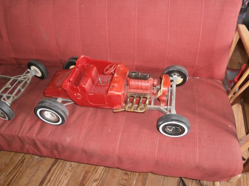 Big Red Rod - Marx toys P6220010