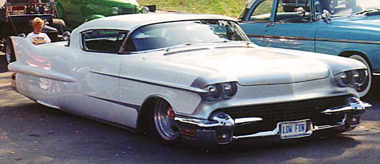 Cadillac 1957 & 1958  custom & mild custom Rhin3210