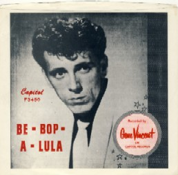 Gene Vincent records Sbebop10