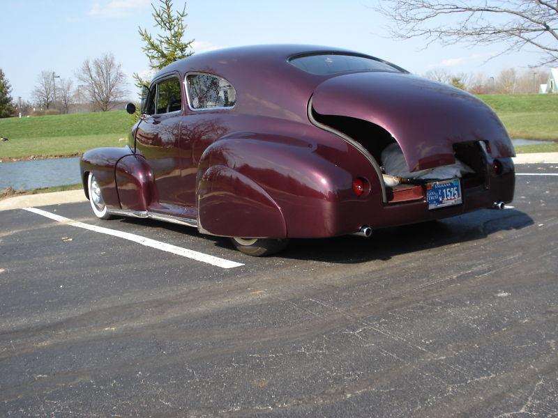 Chevrolet 1946 - 48 custom & mild custom T2ec1117