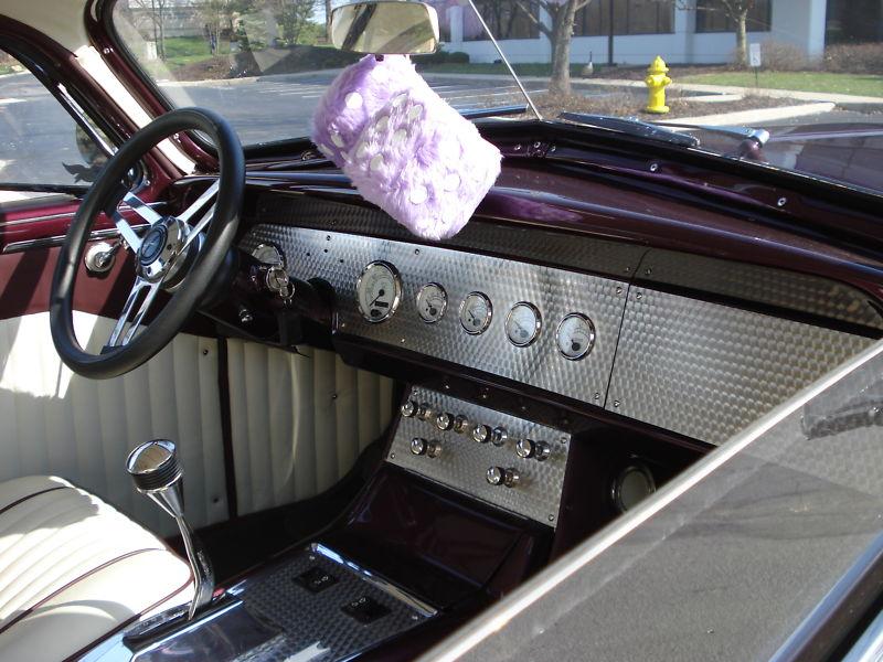 Chevrolet 1946 - 48 custom & mild custom T2ec1118