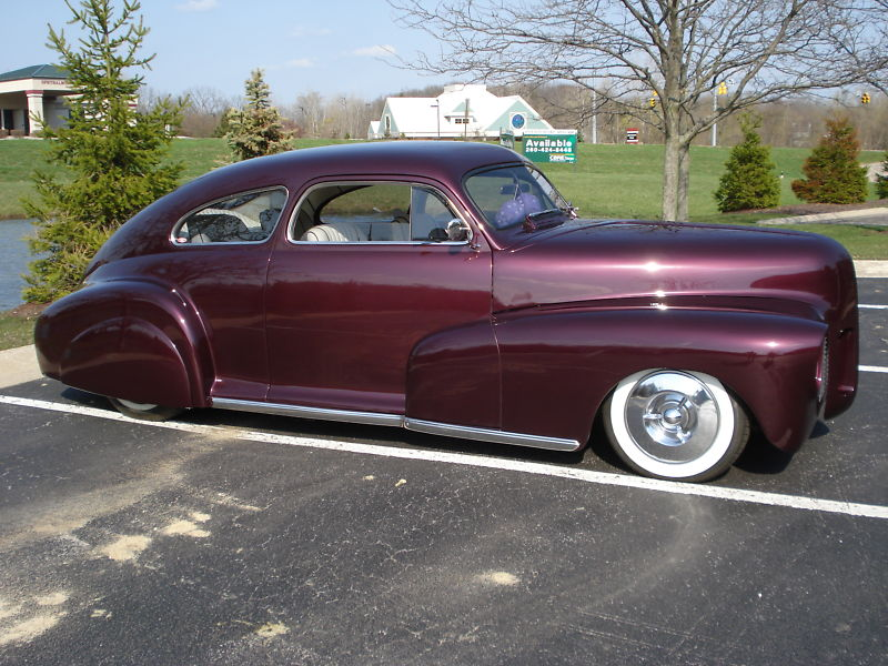 Chevrolet 1946 - 48 custom & mild custom T2ec1119