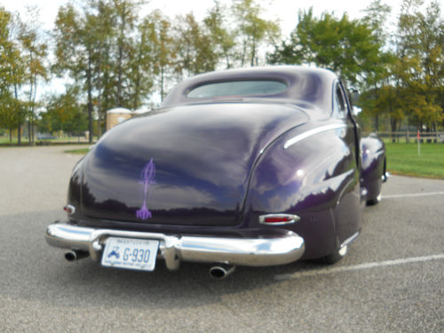 Ford & Mercury 1941 - 1948 customs & mild custom T2ec1137