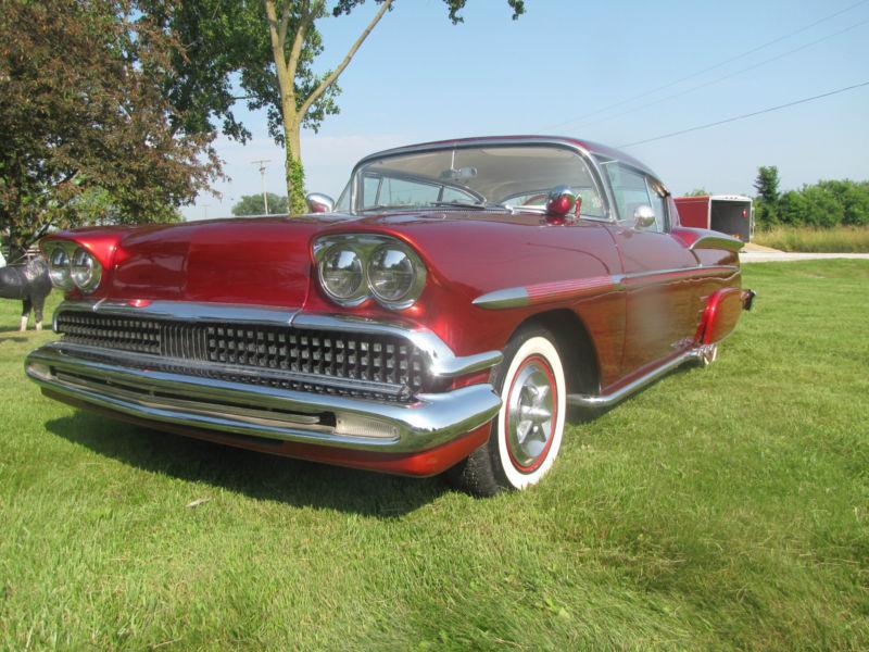 Chevy 1958 custom & mild custom - Page 2 T2ec1149