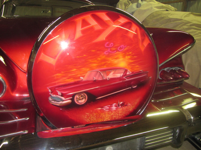 Chevy 1958 custom & mild custom - Page 2 T2ec1154