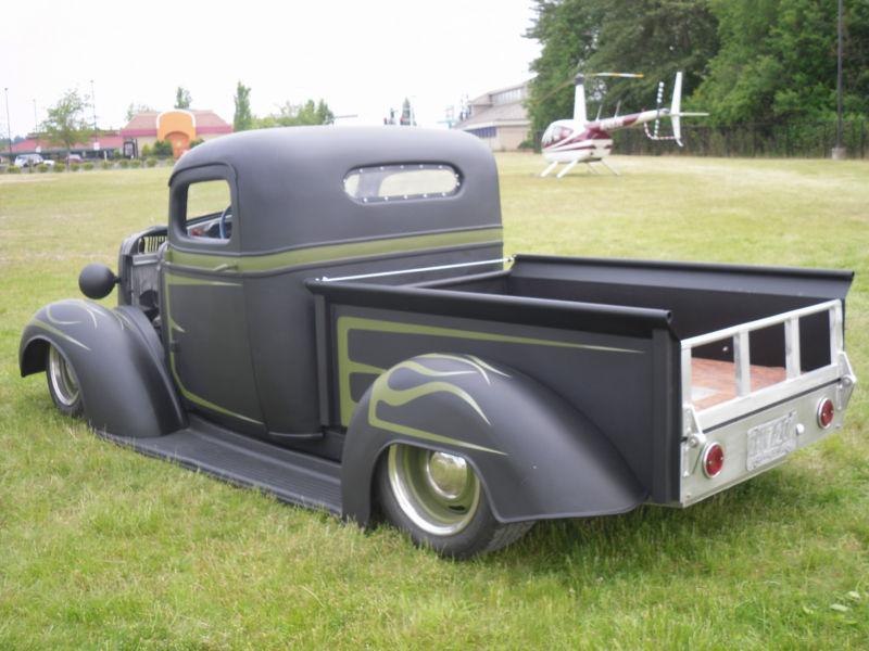 Chevrolet 1936 - 39 custom & mild custom T2ec1180