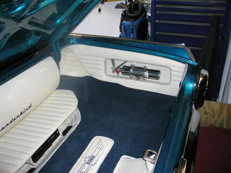 Ford Thunderbird 1961 - 1963 custom & mild custom T2ec1200