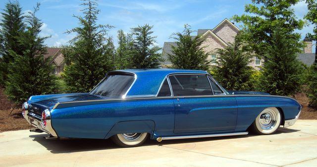 Ford Thunderbird 1961 - 1963 custom & mild custom T2ec1202