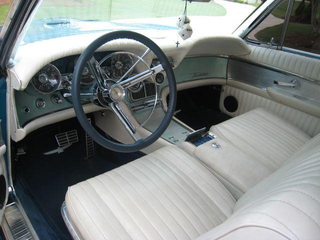Ford Thunderbird 1961 - 1963 custom & mild custom T2ec1203