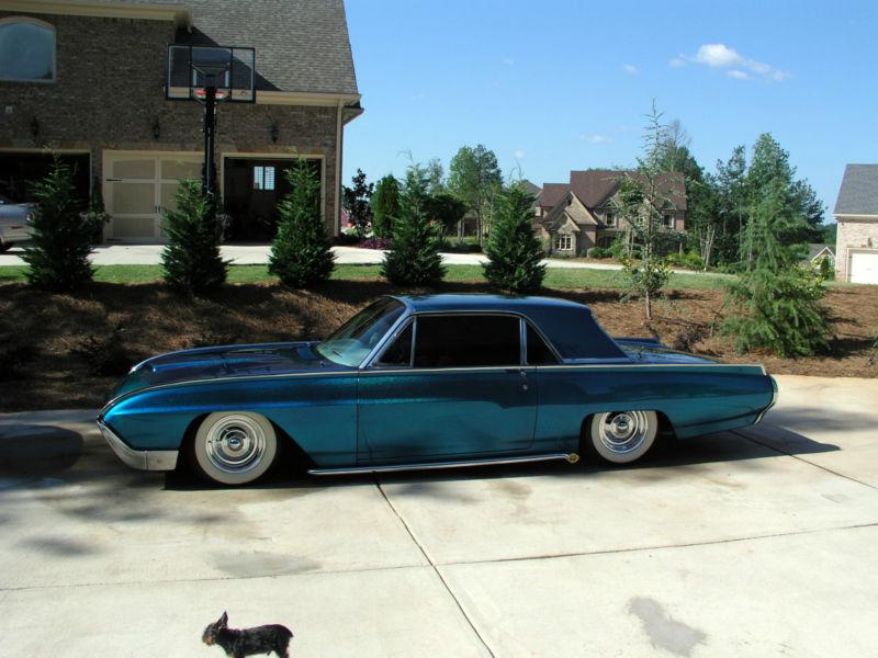 Ford Thunderbird 1961 - 1963 custom & mild custom T2ec1204