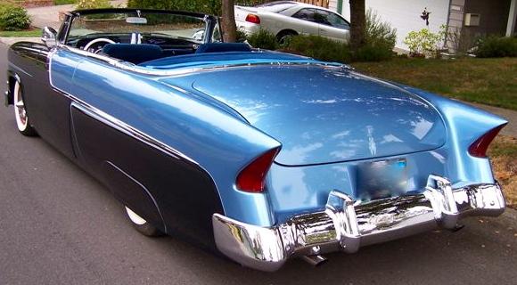 Mercury 1952 - 54 custom & mild custom T2ec1206