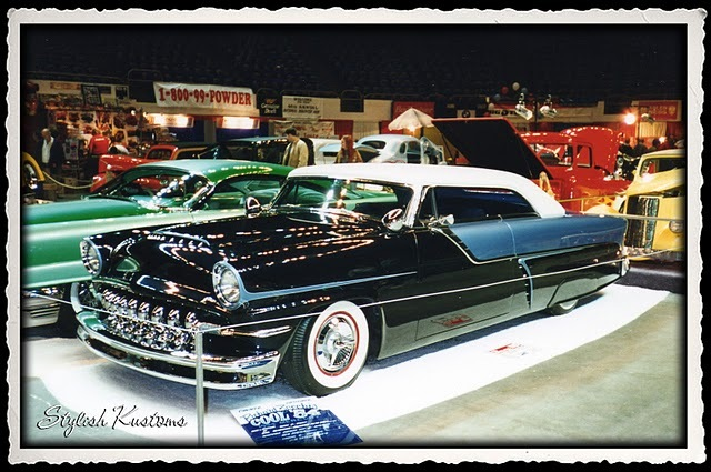 Mercury 1952 - 54 custom & mild custom T2ec1208
