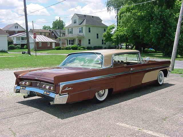 Lincoln 1958 - 1960 custom & mild custom T2ec1211
