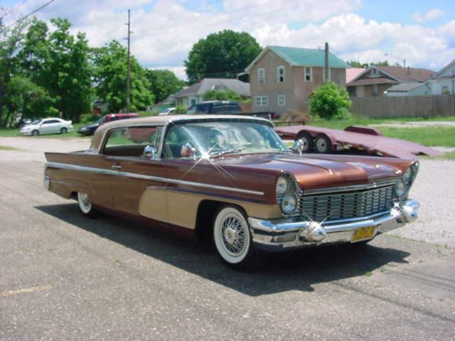 Lincoln 1958 - 1960 custom & mild custom T2ec1215