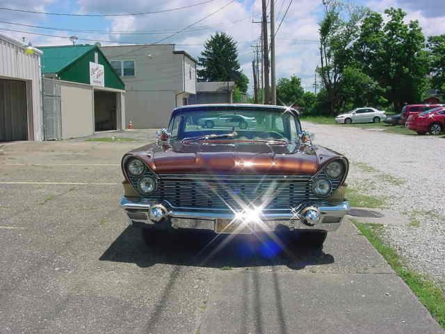Lincoln 1958 - 1960 custom & mild custom T2ec1217