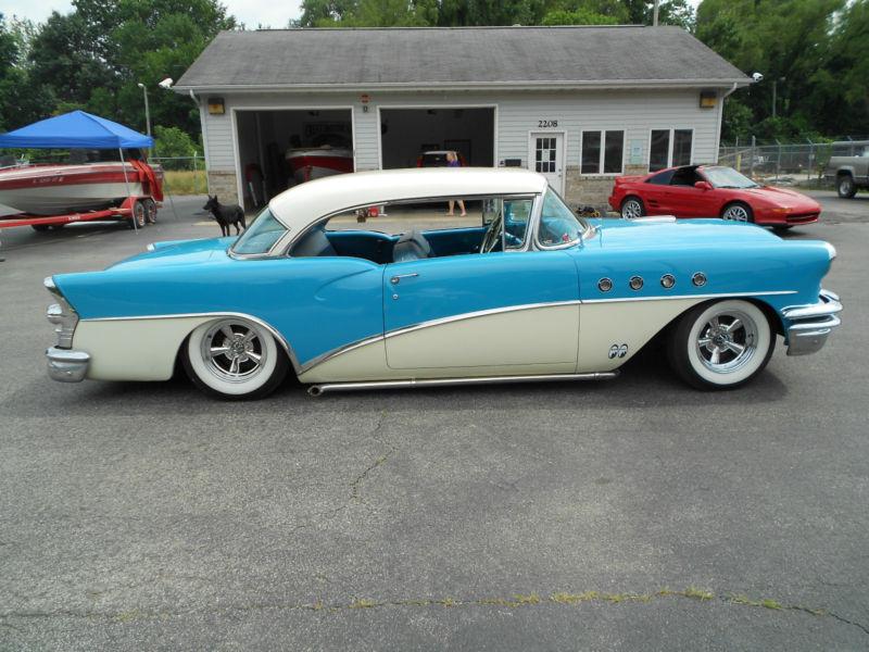 Buick 1955 - 57 custom & mild custom T2ec1239