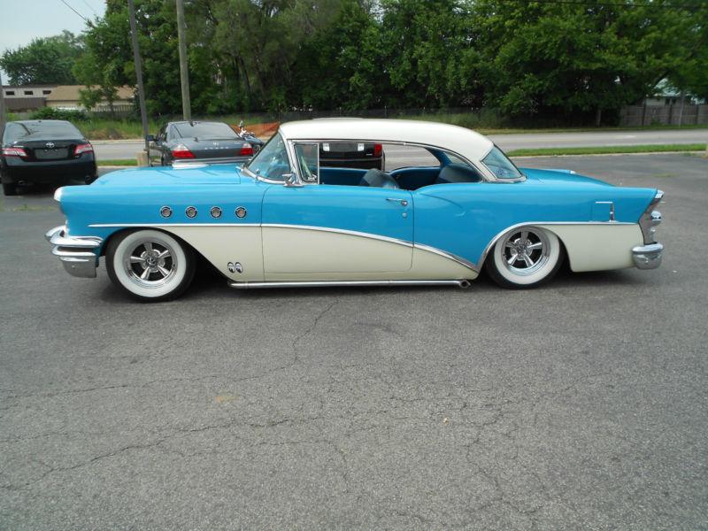 Buick 1955 - 57 custom & mild custom T2ec1242
