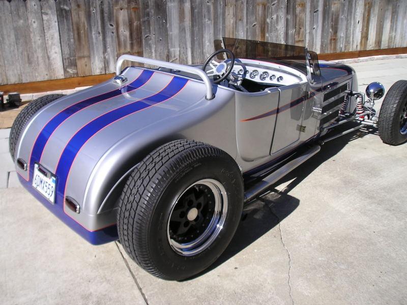 Ford T hot rod (1908 - 1927) - T rod T2ec1245