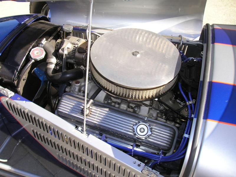 Ford T hot rod (1908 - 1927) - T rod T2ec1246