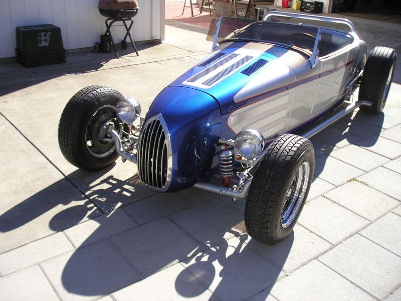 Ford T hot rod (1908 - 1927) - T rod T2ec1247