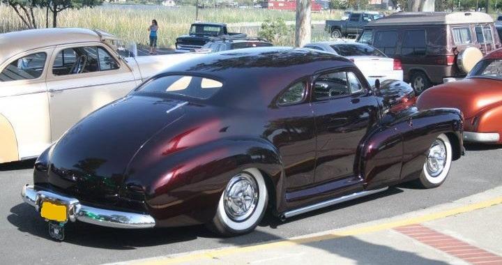 Chevrolet 1946 - 48 custom & mild custom T2ec1258
