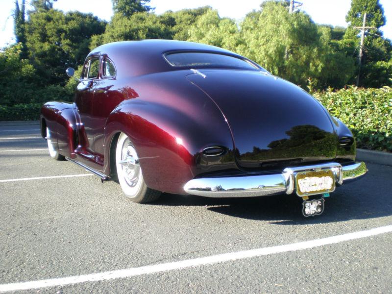 Chevrolet 1946 - 48 custom & mild custom T2ec1262