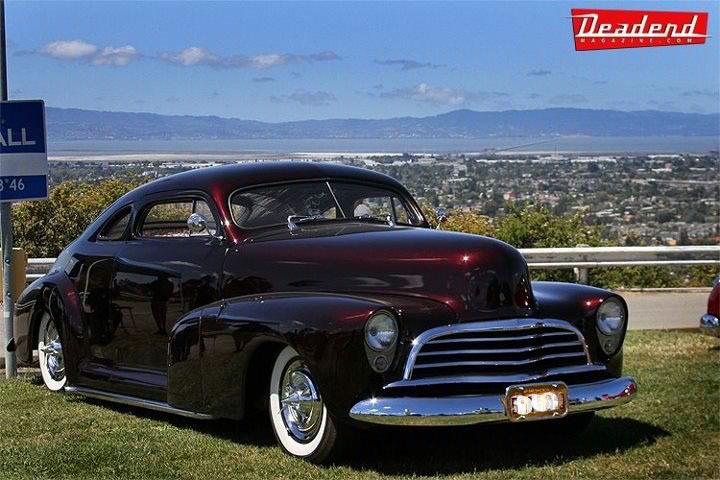 Chevrolet 1946 - 48 custom & mild custom T2ec1263