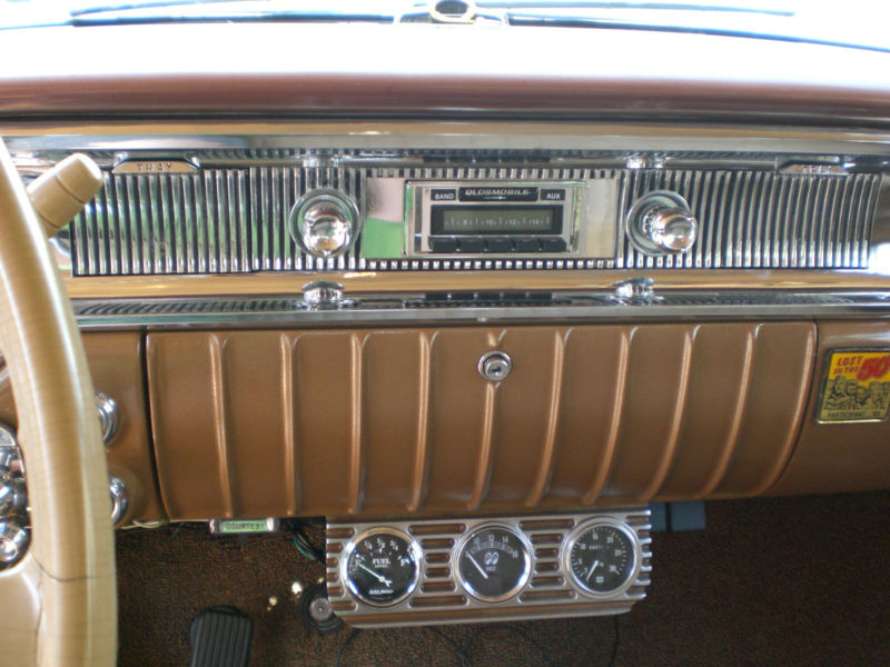 Oldsmobile 1955 - 1956 - 1957 custom & mild custom T2ec1264